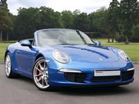 Used Porsche 911 Carrera S Cabriolet PDK