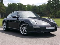Used Porsche 911 Carrera - 7 speed double clutch transmission (PDK)