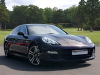 Used Porsche Panamera S 8-speed Tiptronic