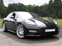 Used Porsche Panamera Turbo V8 PDK