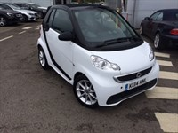 Used Smart Car Fortwo Cabrio PASSION MHD