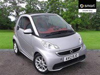 Used Smart Car Fortwo Coupe PASSION MHD
