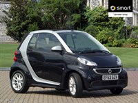 Used Smart Car Fortwo Cabrio Passion CDi Softouch