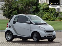 Used Smart Car Fortwo Cabrio Passion mhd (Softouch)