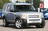 Used Land Rover Discovery TD V6 HSE