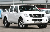 Used Nissan Navara dCi Visia Double Cab Pickup