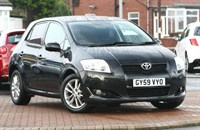 Used Toyota Auris 1.33 VVT-i TR