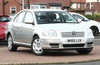Used Toyota Avensis VVT-i Colour Collection