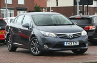 Used Toyota Avensis Icon (D-CAT)