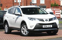 Used Toyota RAV4 D-CAT Invincible AWD