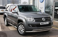 Used VW Amarok Trendline (BiTDi 163 4Motion)