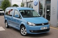 Used VW Caddy TDI C20 102PS BlueMotion