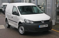 Used VW Caddy TDI (102PS) C20 Startline Panel Van
