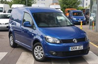 Used VW Caddy TDI (102PS) C20 Startline BMT Panel Van