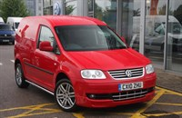 Used VW Caddy TDI PD (140PS) Sportline