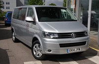 Used VW Caravelle BiTDi 180PS LWB