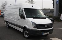 Used VW Crafter CR35 (TDi)