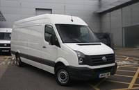 Used VW Crafter TDi (109PS) CR35 LWB High Roof Van