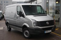 Used VW Crafter CR30 (TDi)