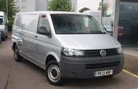 Used VW Transporter TDI 102PS T30 LWB