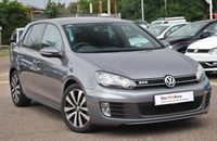 Used VW Golf TDI GTD (170 PS) DSG