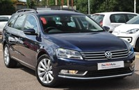 Used VW Passat TDI Highline BlueMotion DSG