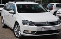Used VW Passat TDI Highline BlueMotion (140PS)