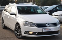 Used VW Passat TDI Sport BlueMotion (170 PS) DSG