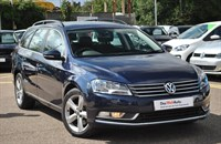 Used VW Passat TDI SE BlueMotion (140 PS)
