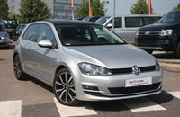 Used VW Golf TDI GT (150 PS) DSG