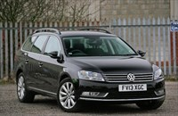 Used VW Passat Highline (TDi 140 BlueMotion)