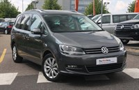Used VW Sharan TDI SEL DSG