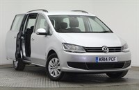 Used VW Sharan TDI SE (177 PS) DSG