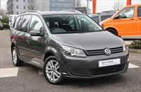 Used VW Touran SE (TDi 105)