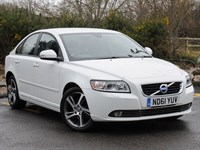 Used Volvo S40 D2 DRIVe SE with Start/Stop