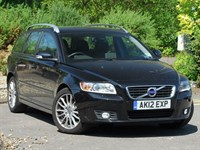 Used Volvo V50 D2 DRIVe SE Lux with Start/Stop