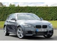 Used BMW 120d 1 SERIES TD M Sport