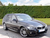 Used BMW 325d 3 SERIES M Sport 5dr Step Auto