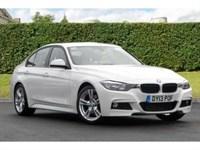 Used BMW 330d 3 SERIES TD (258bhp) M Sport**Nav**Optional 19In Alloys**