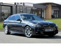 Used BMW 520d 5-series M Sport Auto