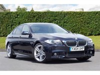 Used BMW 525d 5 SERIES TD M Sport - Ask About BMW Approved Used Car Benefits