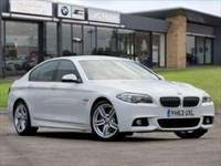 Used BMW 525d 5-series M Sport Auto