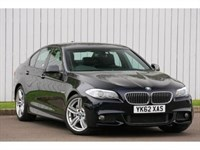 Used BMW 530d 5-series M Sport Auto