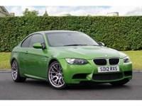 Used BMW M3 V8