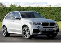 Used BMW X5 TD (258bhp) 4X4 xDrive30d M Sport*7Seats*20In Alloys*Rear Cam*