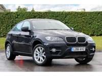 Used BMW X6 TD xDrive30d*Sunroof, Nav, Top View *