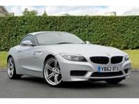 Used BMW Z4 2.0i sDrive20i M Sport**19In Alloys**Service Pack**