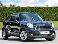 Used MINI Paceman Cooper D 3dr