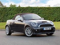 Used MINI Roadster Cooper S 2dr [Sport Pack]