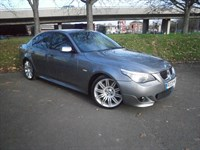 Used BMW 525d 5-series TD M Sport 4dr